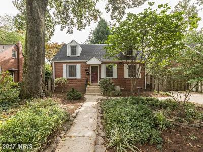 College Park, Greenbelt Single Family Home For Sale: 9105 48th Place