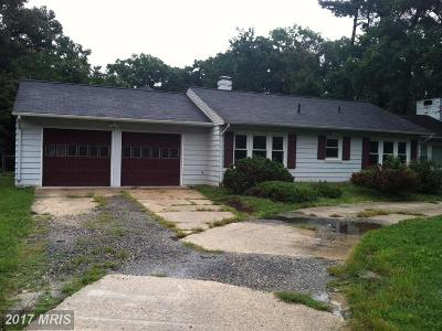 Fort Washington Rental For Rent: 7904 Bock Road