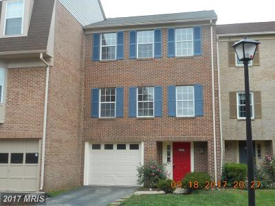 Upper Marlboro Townhouse For Sale: 4805 Colonel Ashton Place