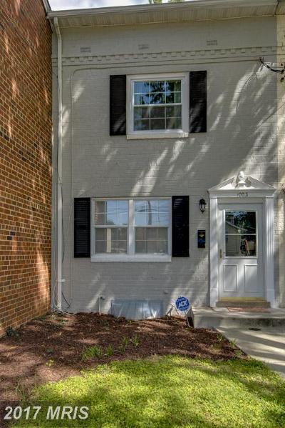 Laurel Townhouse For Sale: 1003 Philip Powers Drive