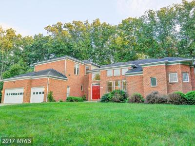 Glenn Dale Single Family Home For Sale: 7410 Prospect Hill Court