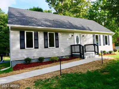Fort Washington Single Family Home For Sale: 3902 Oaklawn Road