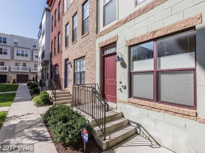 Hyattsville Townhouse For Sale: 5720 46th Place