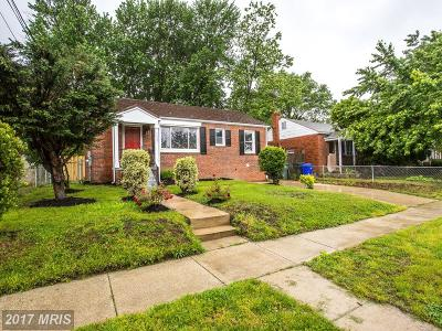 College Park Single Family Home For Sale: 5027 Edgewood Road