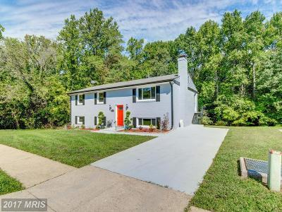 Temple Hills Single Family Home For Sale: 6104 Claridge Road