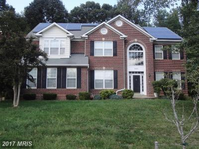 Upper Marlboro Single Family Home For Sale: 14410 Medwick Road