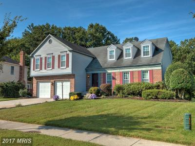 Bowie, Upper Marlboro Single Family Home For Sale: 3905 Sunflower Circle