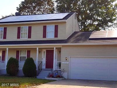 Bowie, Upper Marlboro Single Family Home For Sale: 5407 Annette Court