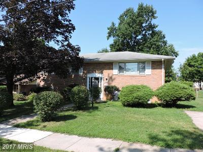 Temple Hills Rental For Rent: 4109 Blacksnake Drive