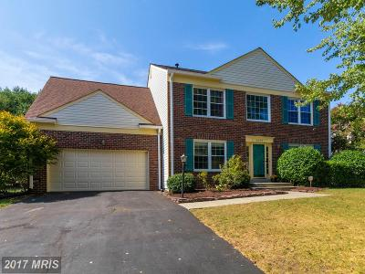 Bowie Single Family Home For Sale: 2608 Arden Forest Lane