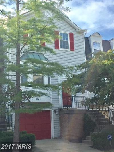 Greenbelt Townhouse For Sale: 7268 South Ora Court