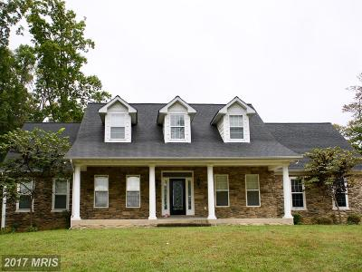 Brandywine Single Family Home For Sale: 18004 Horsehead Road