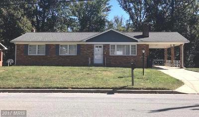 Clinton Rental For Rent: 7025 Groveton Drive