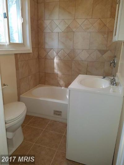 Landover Single Family Home For Sale: 2200 Virginia Avenue