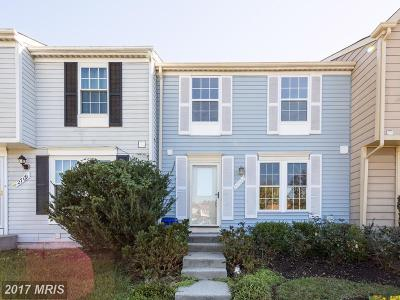 Bowie Townhouse For Sale: 2707 Neman Court