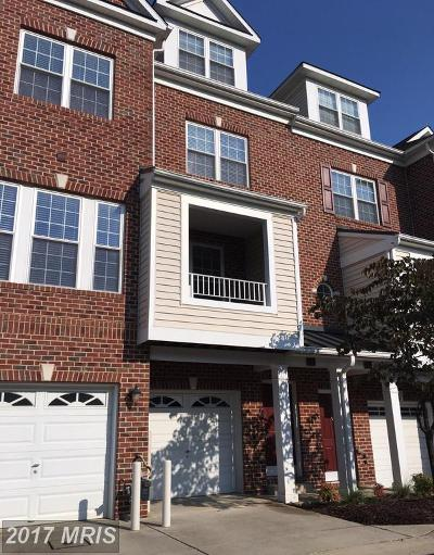 Bowie Townhouse For Sale: 5102 Shamrocks Delight Drive #82B