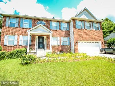 Beltsville Rental For Rent: 3605 Shenandoah Drive