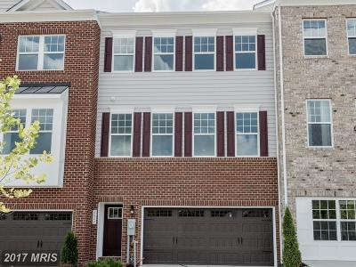 Upper Marlboro Townhouse For Sale: 15622 Sunningdale Place