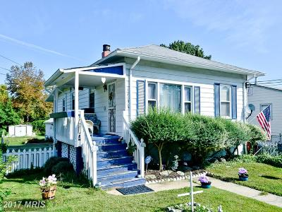 Brentwood Single Family Home For Sale: 3706 Tilden Street