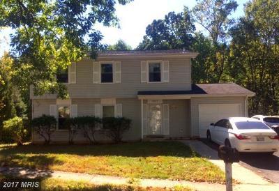 Upper Marlboro Single Family Home For Sale: 10813 Rhodenda Place