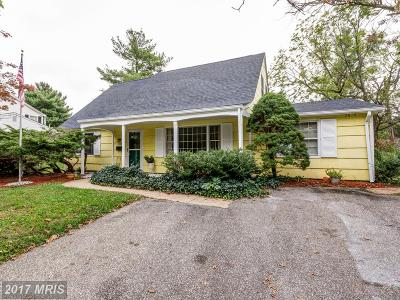 Bowie Single Family Home For Sale: 2615 Kenhill Drive