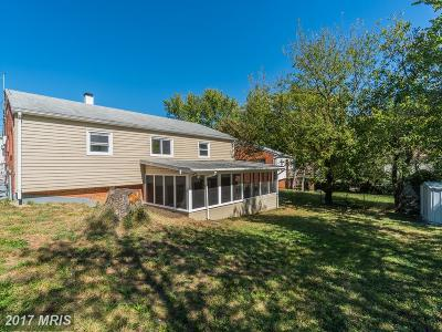 Oxon Hill Single Family Home For Sale: 317 Ferndale Place
