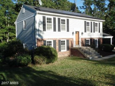 Clinton MD Single Family Home For Sale: $310,000