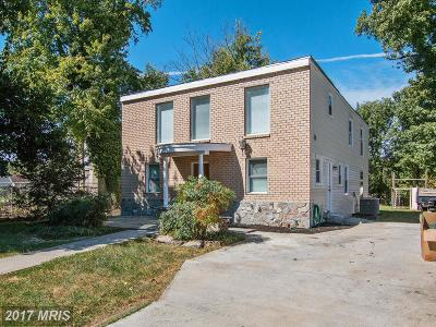 Oxon Hill Single Family Home For Sale: 133 Huron Drive
