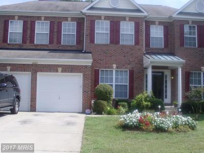 Upper Marlboro Single Family Home For Sale: 4507 Bortow Court