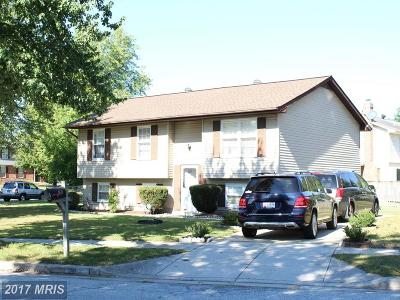Upper Marlboro Single Family Home For Sale: 1511 Robert Lewis Avenue