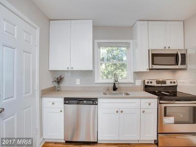 Capitol Heights Single Family Home For Sale: 723 Capitol Heights Boulevard