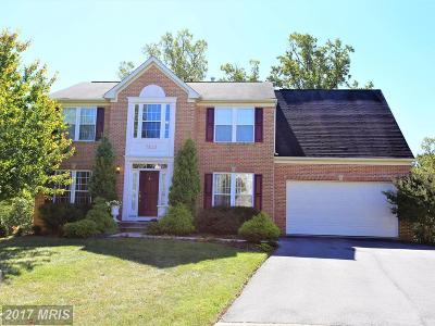 Laurel Single Family Home For Sale: 7313 Doddington Court