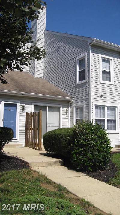 Fort Washington Rental For Rent: 8718 Devon Hills Drive #D