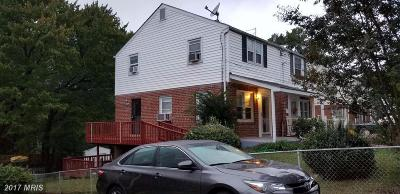 Riverdale Townhouse For Sale: 5304 59th Avenue