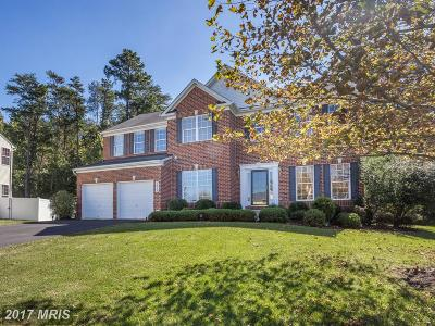 Laurel, Glenn Dale Single Family Home For Sale: 9818 Farm Pond Road