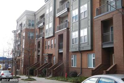 College Park Townhouse For Sale: 9623 Milestone Way #D-2