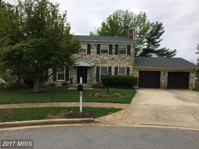 Fort Washington Rental For Rent: 9601 Wedgewood Place