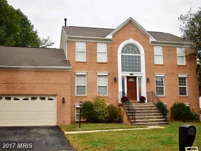 Upper Marlboro Single Family Home For Sale: 3305 Asher Street