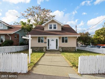 Brentwood Single Family Home For Sale: 4010 Bladensburg Road