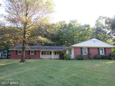 Laurel, Glenn Dale Single Family Home For Sale: 12602 Ivory Pass