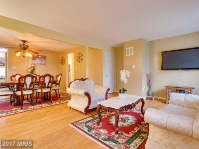 Suitland Townhouse For Sale: 2951 Sunset Lane