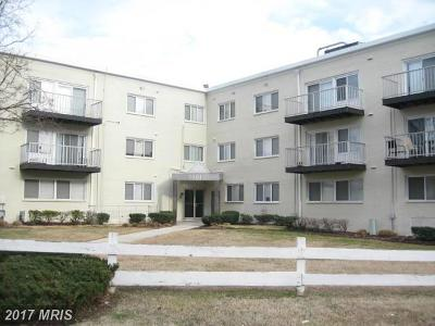 Hyattsville Rental For Rent: 5601 Parker House Terrace #418