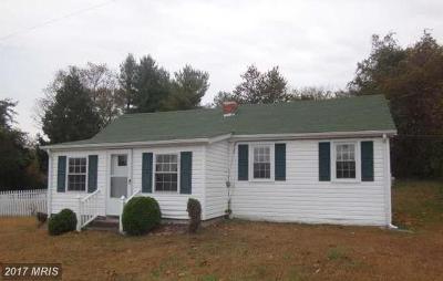 Brandywine Rental For Rent: 17107 Croom Road #A