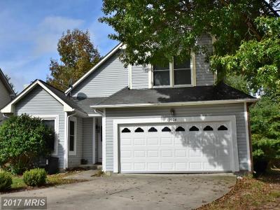 Laurel Single Family Home For Sale: 9304 Hilltop Court