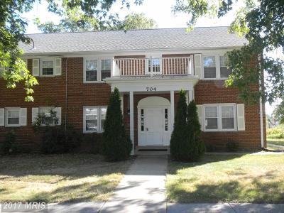 Laurel Rental For Rent: 704 Laurel Ave #2