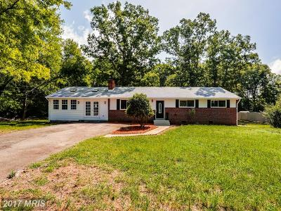 Accokeek Single Family Home For Sale: 224 Manning Road E