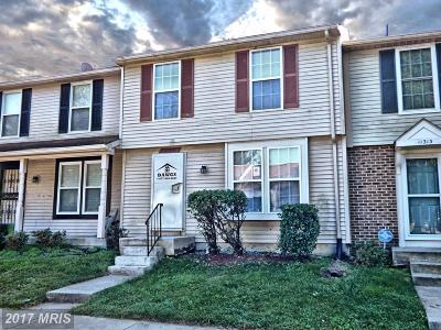 Upper Marlboro Rental For Rent: 11315 Kettering Circle