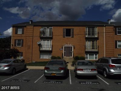 Suitland Condo For Sale: 3801 Swann Road #304