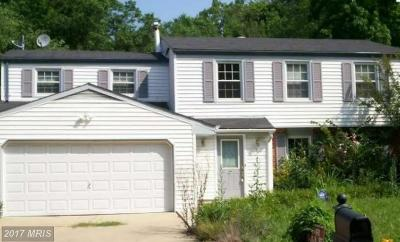 Temple Hills Single Family Home For Sale: 4504 Weldon Drive
