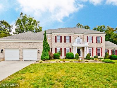 Upper Marlboro Single Family Home For Sale: 102 Garden Gate Lane